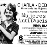 Mujeres y antifascismo
