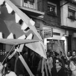 Pasacalles antifascista