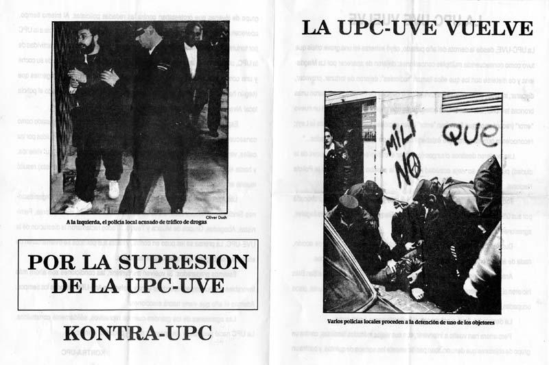 UPC-UVE vuelve