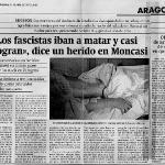 Los fascistas iban a matar