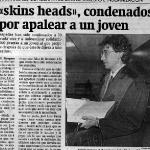 Skins heads condenados