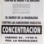 La Madalena contra el fascismo