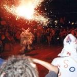 Contracumbre ministros de la guerra. Zaragoza 2002