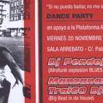Dance Party Antifascista