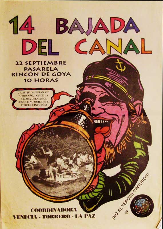 14 Bajada del Canal