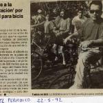 Bicifestación 1992