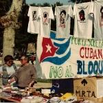 Por la soberanía cubana. Cincomarzada