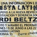 Fiesta Latina Ardi Beltza