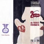 20 años del Frente Feminista