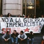 No a la guerra imperialista