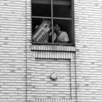 Insumisos presos en la cárcel de Torrero