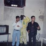 Centro de Internamiento Inmigrantes