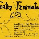 Teatro feminista