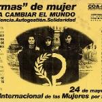 Dia de las mujeres por la paz