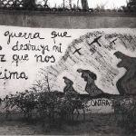 Mural contra la guerra del golfo