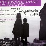 8 de marzo. Coordinadora de Organizaciones Feministas