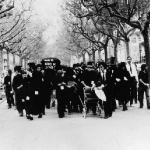 Funeral de las fiestas oficiales
