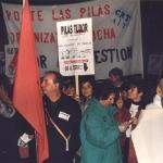 Manifestación Tudor 1995