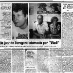 Un juez de Zaragoza intercede por Vladi