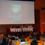 Presentación del libro en el Centro de Historia