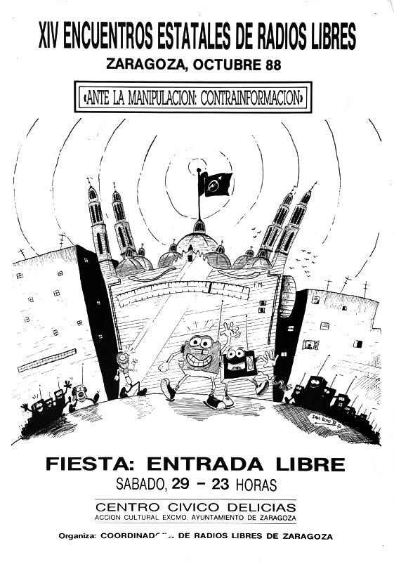 Encuentros estatales de Radios Libres