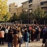 Plaza de Las Canteras