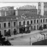 Estación de Utrillas okupada