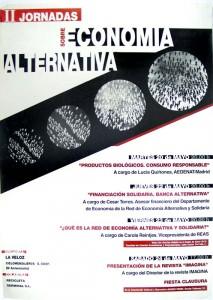 Jornadas Economía Alternativa